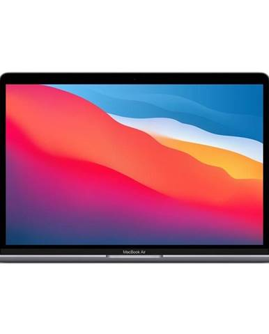 "Notebook Apple MacBook Air CTO 13"" M1 7x GPU/16GB/256GB/SK - Space"