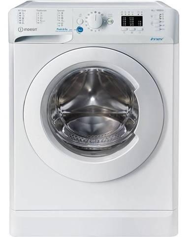 Práčka Indesit Innex Bwsa 61051 W EU N biela