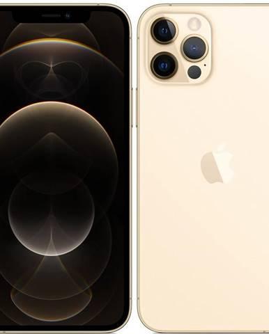 Mobilný telefón Apple iPhone 12 Pro Max 512 GB - Gold