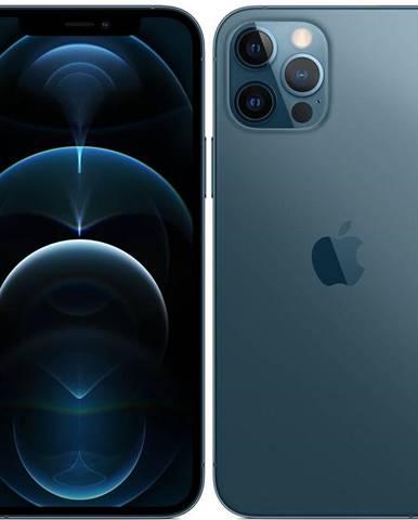Mobilný telefón Apple iPhone 12 Pro Max 512 GB - Pacific Blue