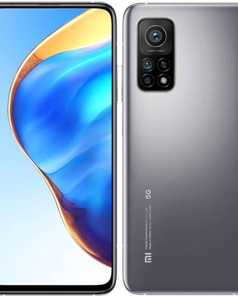 Xiaomi Mobilný telefón Xiaomi Mi 10T Pro 256 GB 5G - Lunar Silver