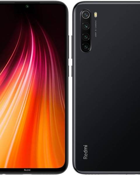 Xiaomi Mobilný telefón Xiaomi Redmi Note 8 64 GB čierny