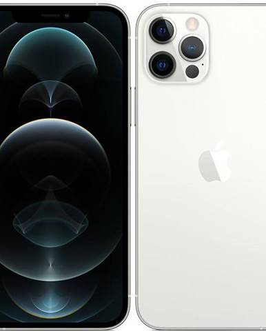 Mobilný telefón Apple iPhone 12 Pro 256 GB - Silver