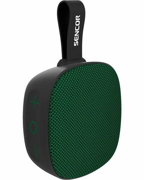 Sencor Prenosný reproduktor Sencor SSS 1060 NYX Mini zelen