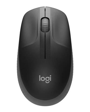 Myš  Logitech M190 čierna
