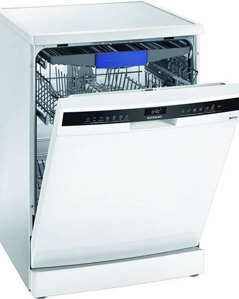 Siemens Umývačka riadu Siemens iQ300 Sn23hw37ve biela