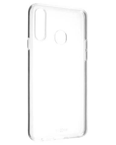 Kryt na mobil Fixed na Samsung Galaxy A20s priehľadný