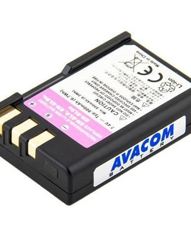 Batéria Avacom Nikon EN-EL9, EN-EL9A, EN-EL9E Li-Ion 7.4V 900mAh 6