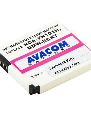 Batéria Avacom Panasonic DMW-BCK7 Li-Ion 3.6V 700mAh 2.6Wh