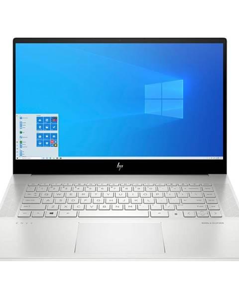 HP Notebook HP Envy 15-ep0001nc strieborný