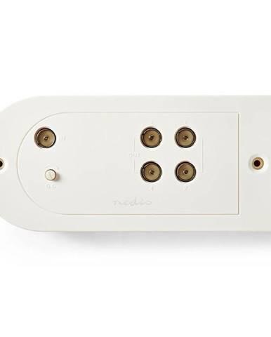 Zosilňovač Nedis Catv, Max. zesílení 20 dB, 40–862 MHz, 4 Výstupy,