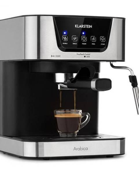 Klarstein Espresso Klarstein Arabica ocel