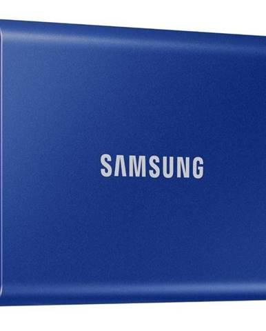 SSD externý Samsung T7 1TB modrý