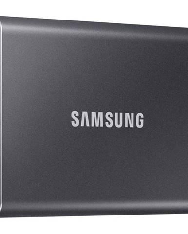 SSD externý Samsung T7 500GB sivý