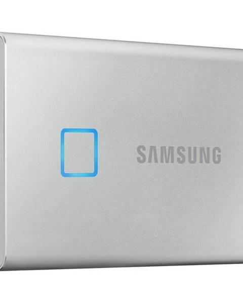 Samsung SSD externý Samsung T7 Touch 1TB strieborný