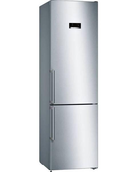 Bosch Kombinácia chladničky s mrazničkou Bosch Serie   4 Kgn39xidq nerez