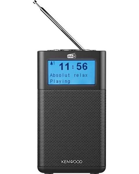 Kenwood Rádioprijímač s DAB+ Kenwood CR-M10dab-B čierny
