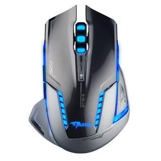 Myš  E-Blue Mazer-R II sivá