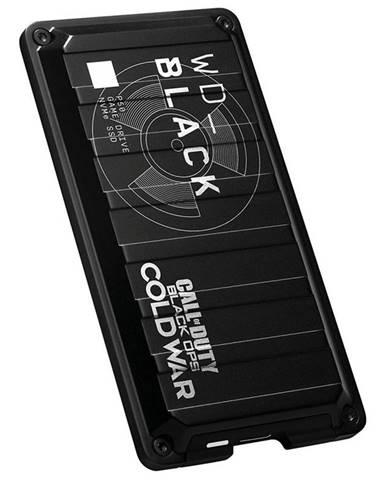 SSD externý Western Digital Black P50 Game Drive 1TB Call of Duty
