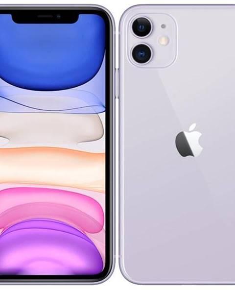 Apple Mobilný telefón Apple iPhone 11 256 GB - Purple