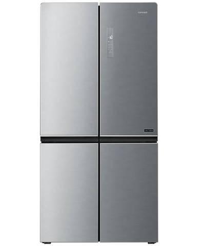 Americká chladnička Concept La8990ss nerez
