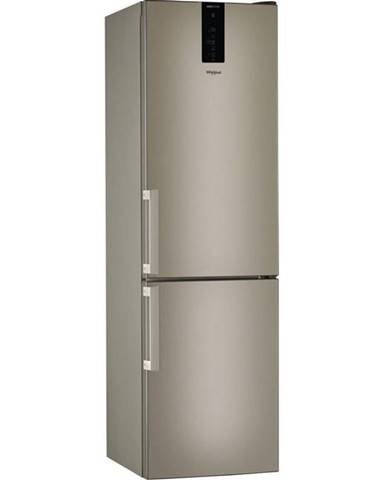 Kombinácia chladničky s mrazničkou Whirlpool W Collection W9 931D B