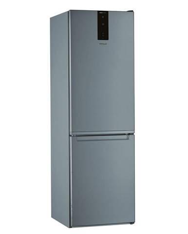 Kombinácia chladničky s mrazničkou Whirlpool W7 821O OX nerez