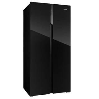 Americká chladnička Concept LA7383bc čierna