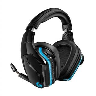 Headset  Logitech Gaming G935 7.1 Surround Lightsync čierny