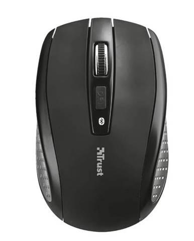 Myš  Trust Siano Bluetooth čierna