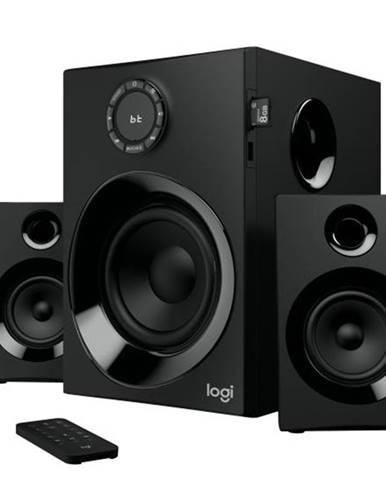 Reproduktory Logitech Z607 5.1 čierne