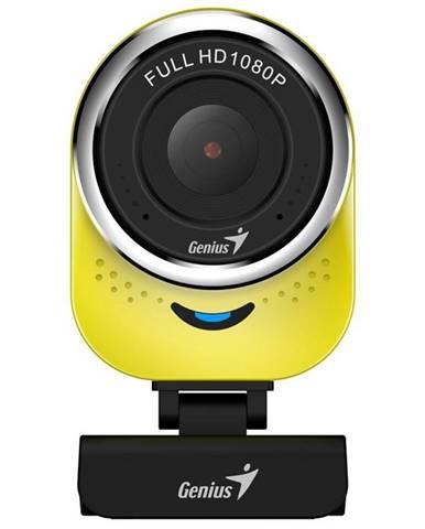 Webkamera Genius QCam 6000, Full HD žltá