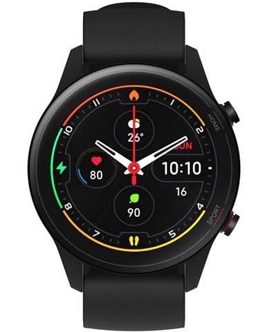 Inteligentné hodinky Xiaomi Mi Watch čierne