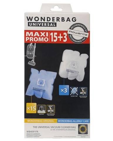 Látkový sáčok pre vysávače Rowenta Wonderbag Wb4091fa