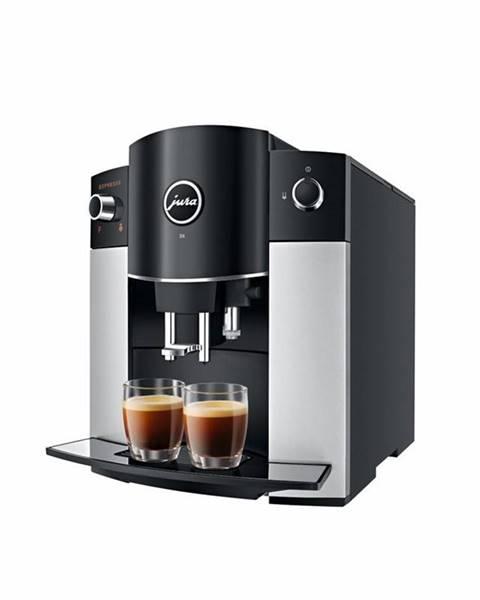 Jura Espresso Jura D6, Platin/Black