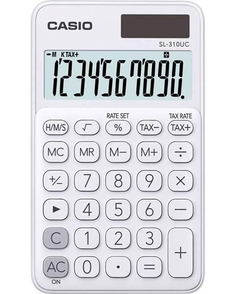 Casio Kalkulačka Casio SL 310 UC WE biela