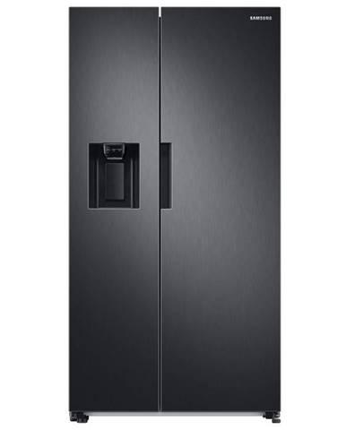 Americká chladnička Samsung Rs67a8811b1/EF čierna