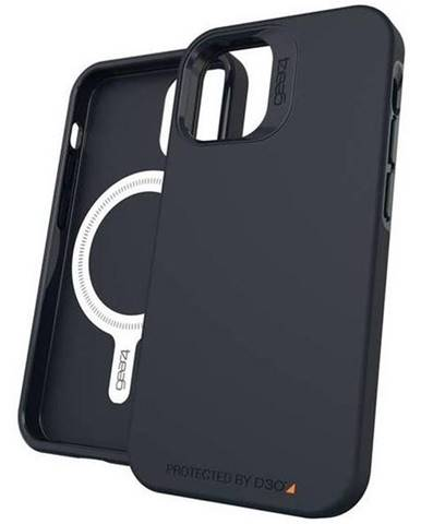Kryt na mobil Gear4 Rio Snap na Apple iPhone 12/12 Pro čierny