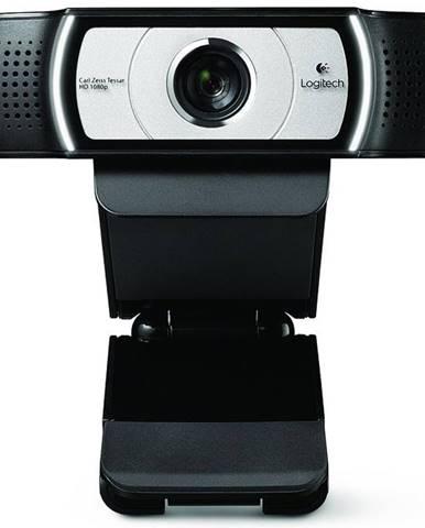 Webkamera Logitech HD Webcam C930e čierna