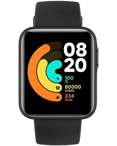 Inteligentné hodinky Xiaomi Mi Watch Lite čierne
