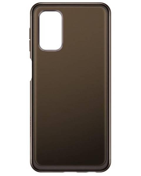 Samsung Kryt na mobil Samsung Galaxy A32 5G čierny/priehľadný