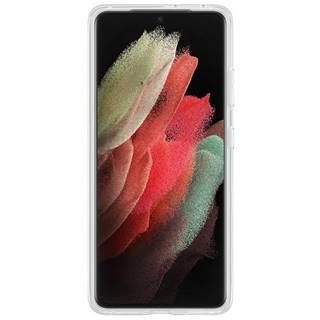 Kryt na mobil Samsung Clear Standing na Galaxy S21 Ultra 5G