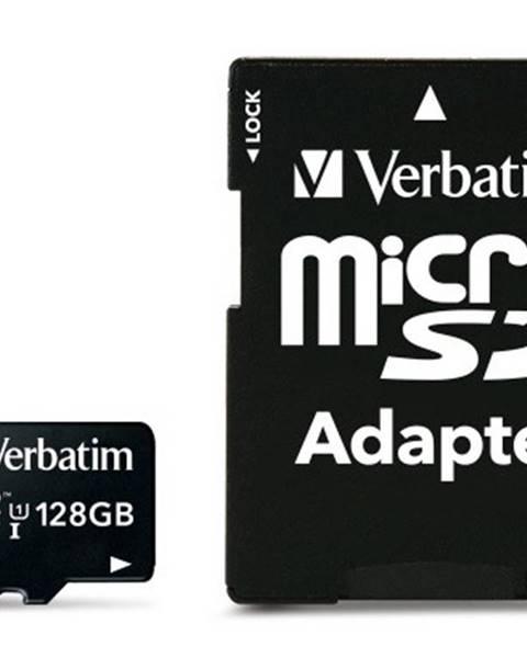 Verbatim Micro SDXC karta Verbatim Premium 128GB