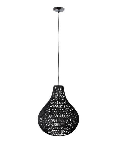 Zuiver Čierne stropné svietidlo Zuiver Cable Drop