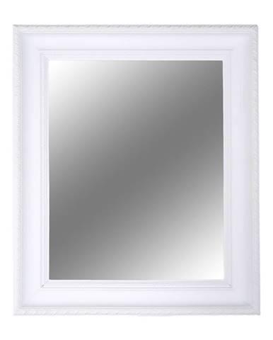 Zrkadlo biely rám MALKIA TYP 2