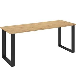 Jedálenský stôl Imperial 185x67 dąb artisan