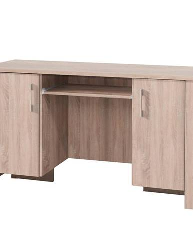 Písací stôl Cezar 17 Sonoma