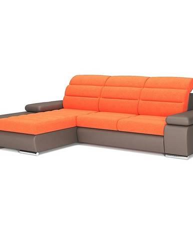Rohová sedacia súprava Korfu L Soft 24 + Soro 51 G1