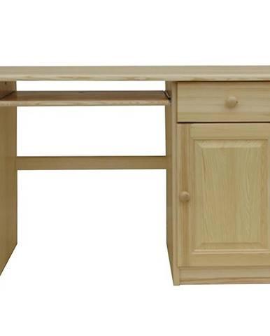 Písací stôl  B-115 SD borovica