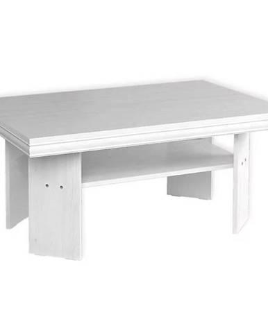 Konferenčný stolík Kora  KL biela